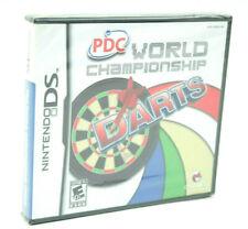 Nintendo DS Video Game World Championship Darts  New