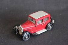 (?) Mercedes-Benz 170 1935 1:43 red / black (hand built) (JS)