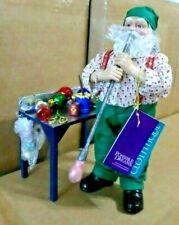 "RETIRED Possible Dreams Clothtique ""Glassworks Santa"" #713218 Glassblowing 2000"