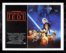 RETURN OF THE JEDI * CineMasterpieces ORIGINAL 1983 RARE STAR WARS MOVIE POSTER