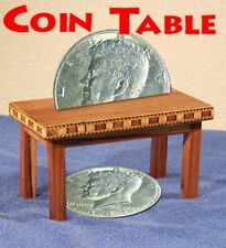 Coin Table - Make Ordinary Coins Penetrate This Table!