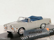 MERCEDES BENZ 280 SE 1969 DU FILM HANGOVER 2009 GREENLIGHT 1/43 - 86461