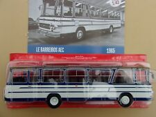 n° 81 BARREIROS AEC Autobus et Autocar du Monde année 1965 1/43 Neuf Boite NEW