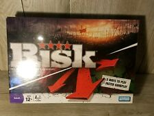 Risk Board Game 2008 Hasbro Parker Brothers Strategy Game NEW Sealed