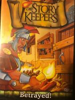 The Story Keepers: Betrayed - DVD - VERY GOOD DISC + COVER ARTWORK - NO CASE