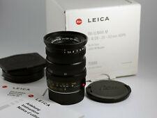 Leica M Tri-Elmar 4/28-35-50 Ashp - 6 bit kodiert - TOP