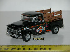 Harley Davidson 1955 Chevrolet Pickup Truck 55 Chevy Limited Matchbox Release