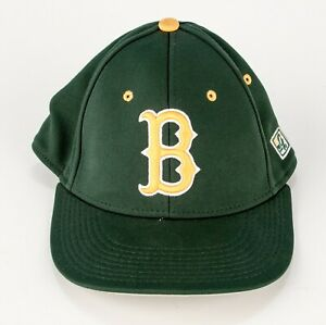 """B"" Dark Green with Gold Baseball Cap  - The Game Pro - GameTek - Size M"