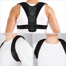 Posture Corrector Adjustable Clavicle Shoulder Back Support Brace Improve_GG