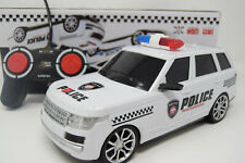 Police Range Radio Remote Control Car Fast Rc 10km/h - Rangie New Boxed