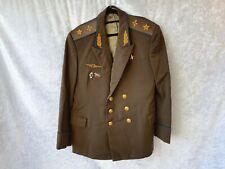 Militärische Uniformjacke der bewaffneten Organe der UDSSR bzw. Russlands
