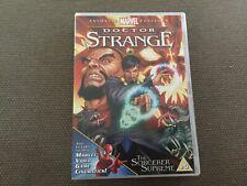 Doctor Strange - Marvel Comics Animated Movie  - UK R2 Pal DVD
