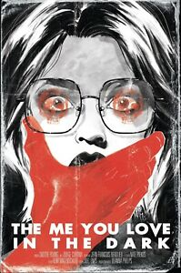 🚨😱 THE ME YOU LOVE IN THE DARK #1 HUTCHISON-CATES 616 B Variant LTD 500 COA