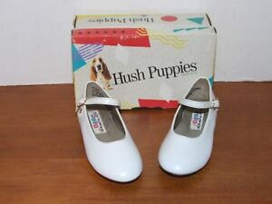 Hush Puppies Brittany White Dress Shoes
