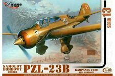 MIRAGE HOBBY 481305 1/48 PZL.23B 1939 Campaign
