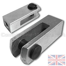 5/16 Clevis Bracket  Ideal for Pedal boxes / Handbrakes /Drifting 1 x CMB0140