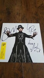 Boy George & culture club life.rarer signed lp in mint unplayed condition