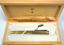 Deluxe Fountain Pen Dragon Clip Deluxe Golden Style,classical Chinese Dragon Car