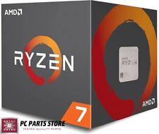 AMD Ryzen 7 1800X 3.6GHz-4.0GHz 8 Core AM4 Boxed Processor 95W CPU YD180XBCAEWOF