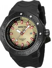 Invicta Reserve Men's 52mm Sea Monster Swiss Made Automatic Strap Watch ,New