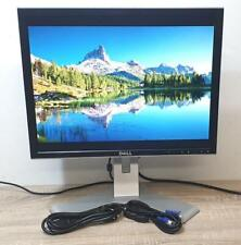 DELL Ultrasharp 2007 FPb Computer Monitor Screen Bildschirm VGA DVI USB Silber