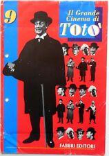 FASCICOLO IL GRANDE CINEMA DI TOTO N.9  FABBRI EDITORI 1994