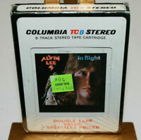 Alvin Lee In Flight 8 Track New Old Stock