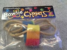 Cat Dancer Chasers Cat Toy 2 pack. Made in USA.  Three Options.