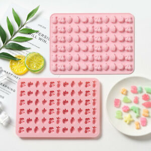 Silicone Mould Chocolate Biscuits Candy Cake Wax Melt Resin Ice Baking Mold