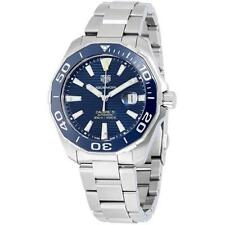TAG Heuer Stainless Steel Band Analogue Wristwatches