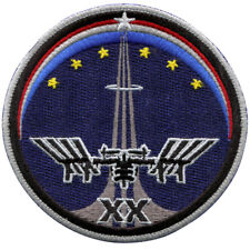 International Space Station - Expedition 20 - Embroidered Patch 9.5cm Dia