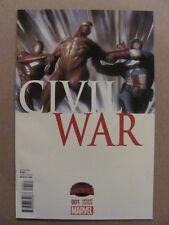 Civil War #1 Marvel Secret Wars 2015 Series 1:20 Variant 9.6 Near Mint+