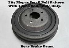 "SALEMopar Brake Drum Dart 'Cuda Valiant 65-72 Plymouth Dodge V-8 Rear 10"" X 1¾"""