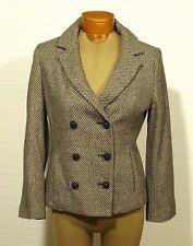 women's BANANA REPUBLIC tweed jacket blazer size 6
