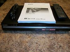 SONY RDR-HX750 DVR DVD RECORDER 160GB HDD & HDMI PVR ***