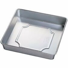 12x2 inch SQUARE Performance Cake Pan w/INSERT! from Wilton #8213 - NEW