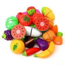 20er Kaufmannsladen Kaufladen Zubehör - Lebensmittel Obst & Gemüse Spielküche