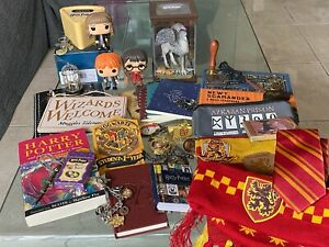 Harry Potter Collectables - Nobel, Books, Keychains, Clothing, Pop Vinyl