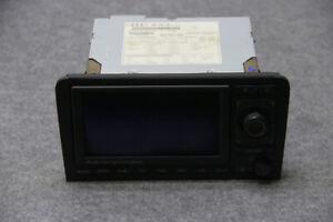 Audi A3 8P RNS-E Navigatiosgerät 8P0035192 Radio Navigationseinheit Navi Plus