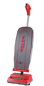 Oreck Commercial Upright Vacuum Cleaner Bagged, Corded Professional U2000R1 NEW*