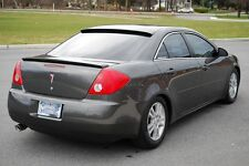 PAINTED 2005 2006 2007 2008 2009 2010 Pontiac G6 Spoiler - Factory Lip Style