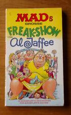 Al Jaffee, Freak-Show - MAD Taschenbuch