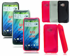 Fundas Para HTC One M9 de silicona/goma para teléfonos móviles y PDAs