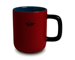 MINI GENUINE TRICOLOUR CUP - CHILI RED / ISLAND