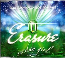 Erasure ‎– Sunday Girl CD Single, Promo 2007
