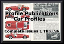 Profile Publications Car Profiles Complete Collection 1 thru 96 On DVD
