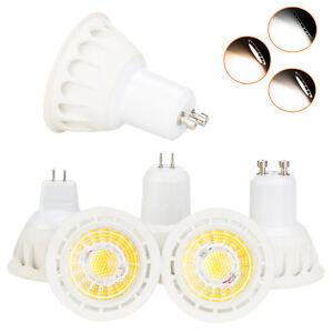 Dimmable LED Spot Lights Bulbs 10W E27 E26 MR16 GU10 GU5.3 220V 12V Bright lamps