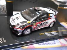 Ford Fiesta RALLYE WRC MONTE CARLO 2012 #16 Ketomaa dmack M Sport IXO neuf 1:43