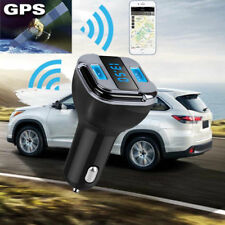 Led Car Charger 5V 4.2A Quick Charge Dual Usb Port Adapter Voltage Gps tracker