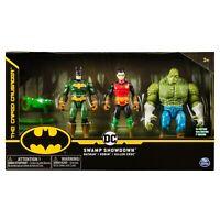 Batman 2020 DC The Caped Crusader Swamp Showdown 1st Edition Walmart Exclusive